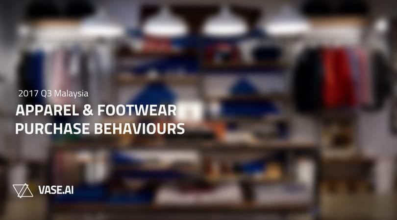 Malaysia's Apparel and Footwear Purchase Behaviours 2017
