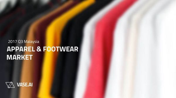 Malaysia's Apparel and Footwear Market 2017