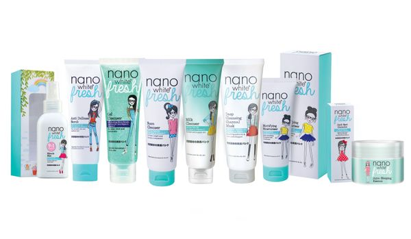 Nanowhite's Fresh Outlook on SkinCare